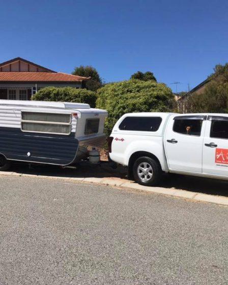 Renovated Caravan